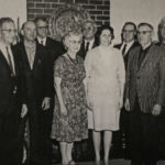 Sierra View Homes Retirement Community's First Board of Directors